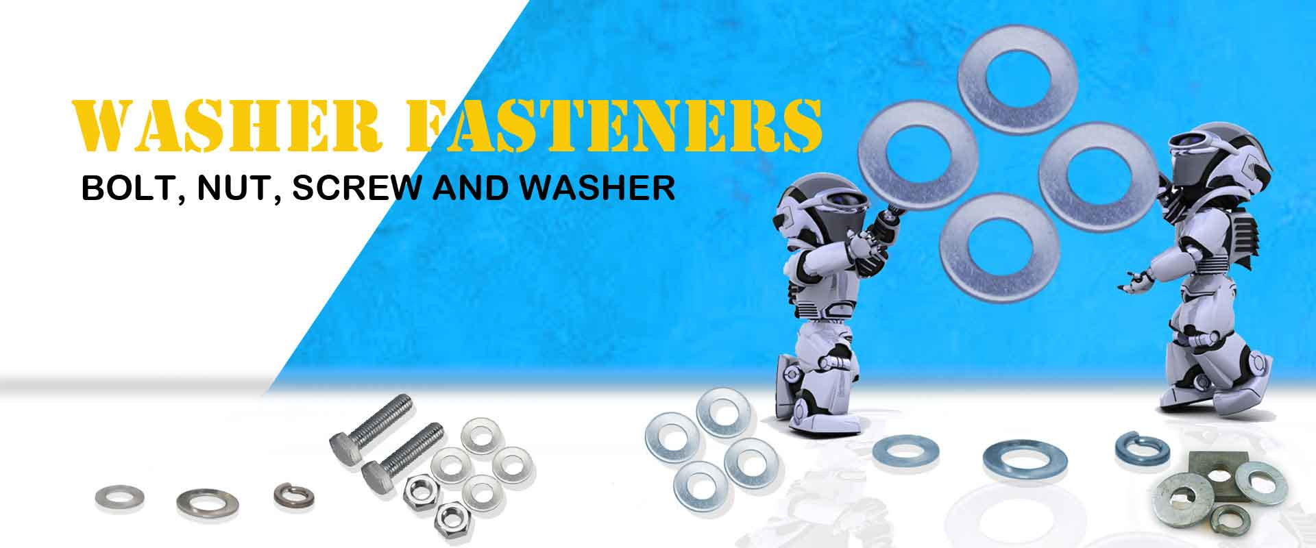 Washer Fasteners